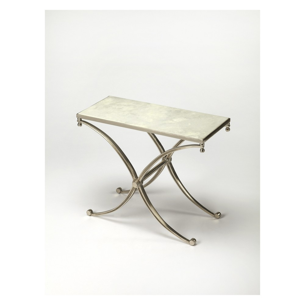 Butler Specialty Duvall Marble End Table Modern Expressions