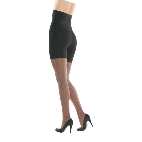 701dbd28f2ea9 Assets By Spanx Women s High-Waist Shaping Pantyhose - Black 4   Target