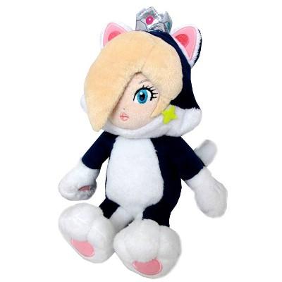 Nintendo  Super Mario 3D Plush - Cat Rosalina