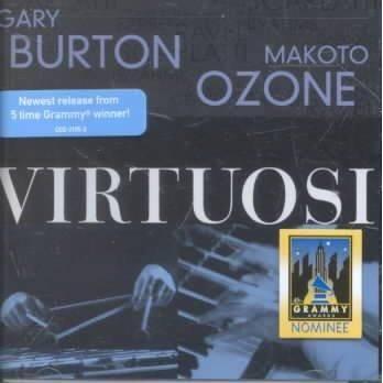 Gary Burton & Makoto Ozone - Virtuosi (CD)