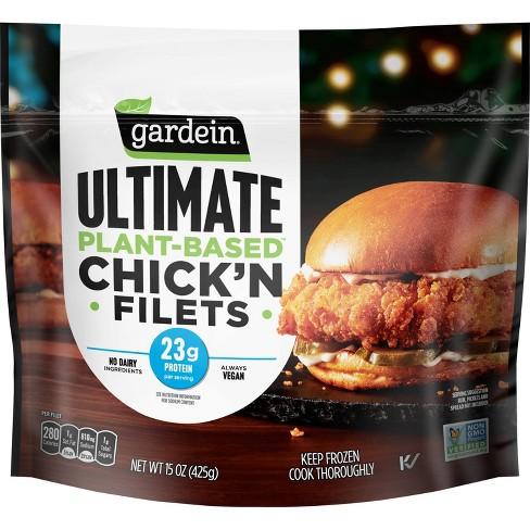 Gardein Ultimate Frozen Chick'n Filet - 15oz - image 1 of 1