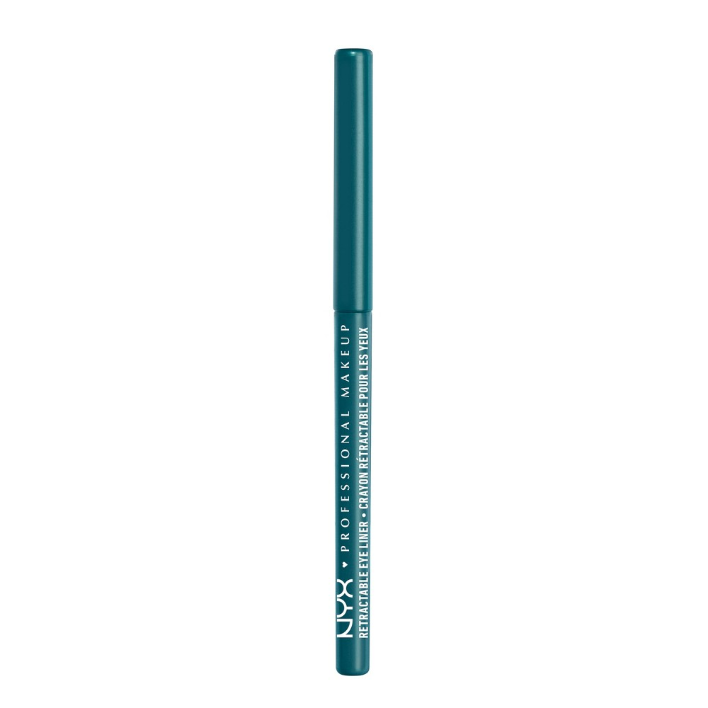 Nyx Professional Makeup Retractable Eyeliner Gypsy Blue - 0.01oz