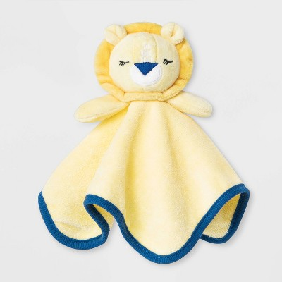 Baby Lion Washcloth - Cloud Island™ Yellow One Size