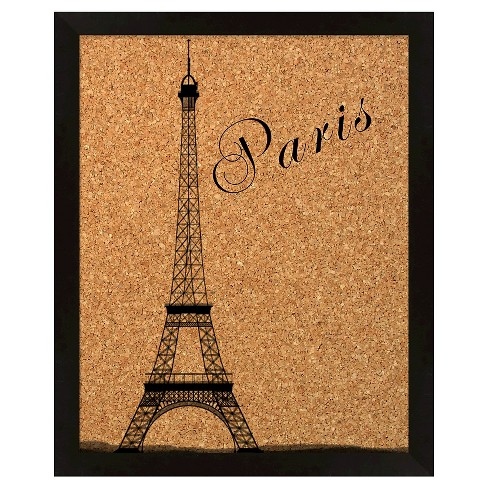 Paris With Eiffel Tower Memory Board - image 1 of 1