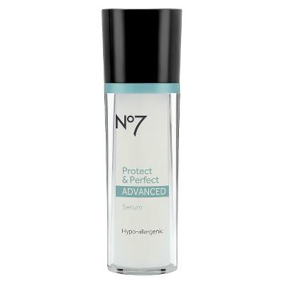 No7 Protect & Perfect Advanced Serum Bottle - 1oz