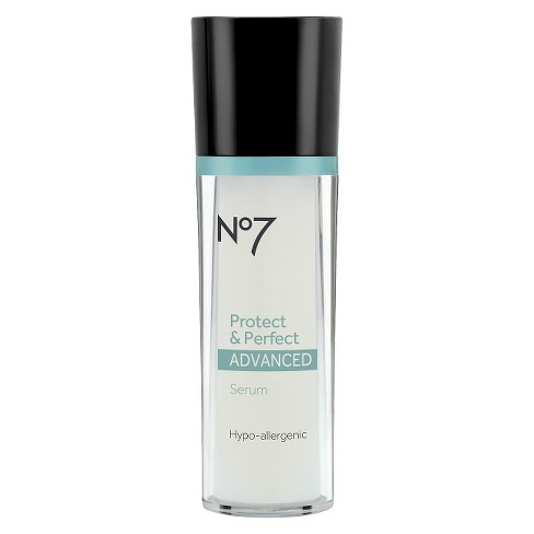 No7 Protect & Perfect Advanced Serum Bottle - 1oz - image 1 of 3