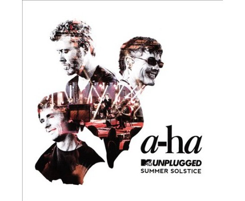 A-ha - Mtv Unplugged:Summer Solstice (CD) - image 1 of 1