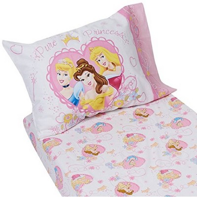 2pc Disney Princess Castle Dreams Sheet Set