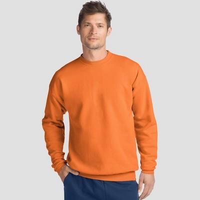 Hanes Men's Big & Tall EcoSmart Fleece Crew Neck Sweatshirt