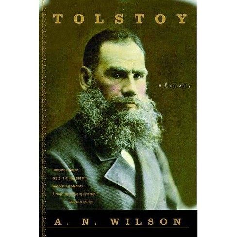 Tolstoy a Biography - by  A N Wilson (Paperback) - image 1 of 1