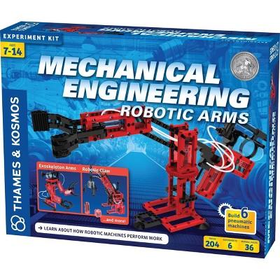 Thames & Kosmos Mechanical Engineering: Robotic Arms Science Kit