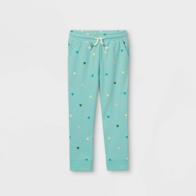 Toddler Girls' French Terry Jogger Pants - Cat & Jack™