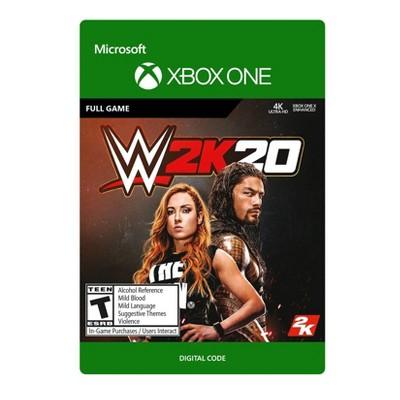 WWE 2K20 - Xbox One (Digital)