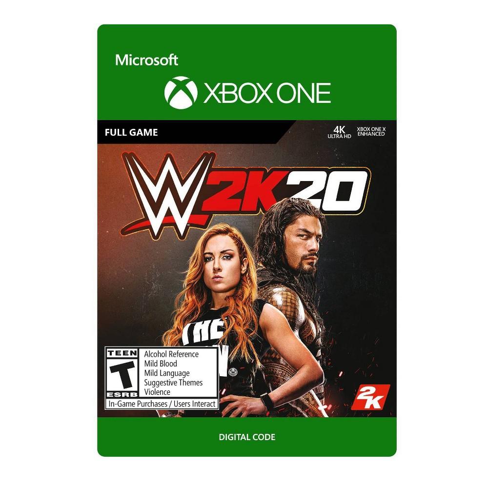 Wwe 2k20 Xbox One Digital