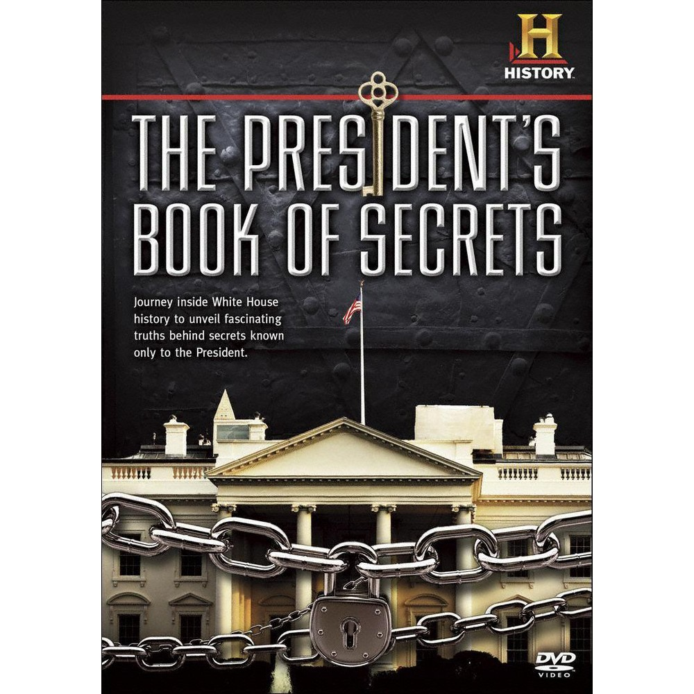 President's Book Of Secrets (Dvd)