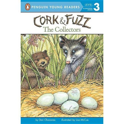 Cork & Fuzz: The Collectors - (Puffin Easy-To-Read: Level 3) by  Dori Chaconas (Paperback)