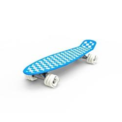 Fathom by Shark Wheel Skateboard 22 Inch Barracuda Series Cruiser Board, Blue