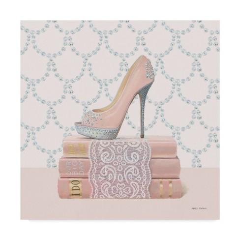 35 X 35 Wedding Glamour I By Marco Fabiano Trademark Fine Art Target