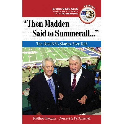 Then Madden Said to Summerall... (Best Sports Stories Ever Told)