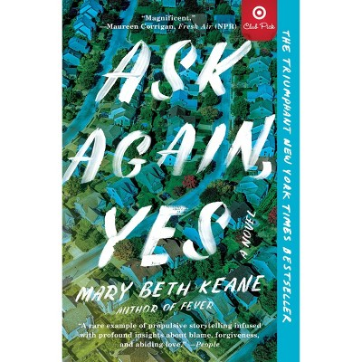 Ask Again, Yes - Target Exclusive Edition by Mary Beath Keane (Paperback)