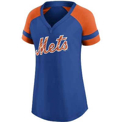 MLB New York Mets Women's One Button Jersey