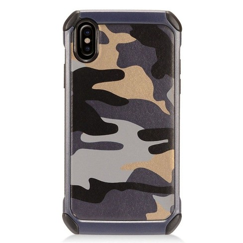 cover camouflage iphone x