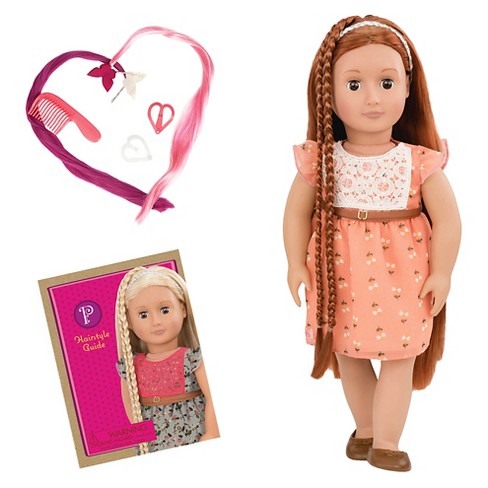 Our Generation® Hair Play Doll - Patrice™ - image 1 of 2