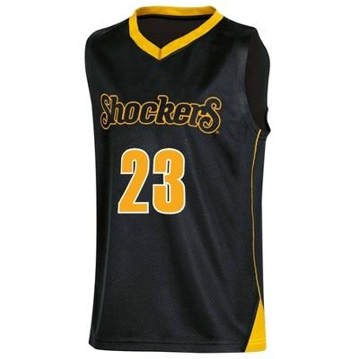 NCAA Wichita State Shockers Boys' Basketball Jersey