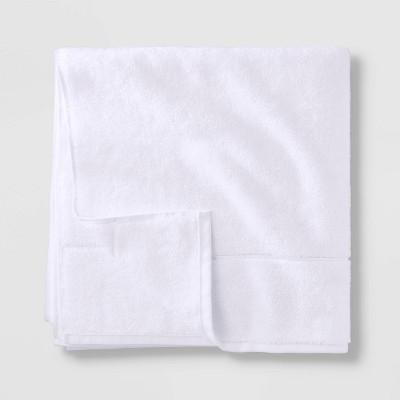 Modal Bath Sheet White - Casaluna™
