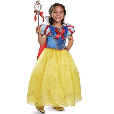 Disney Princess Snow White Prestige Child Costume