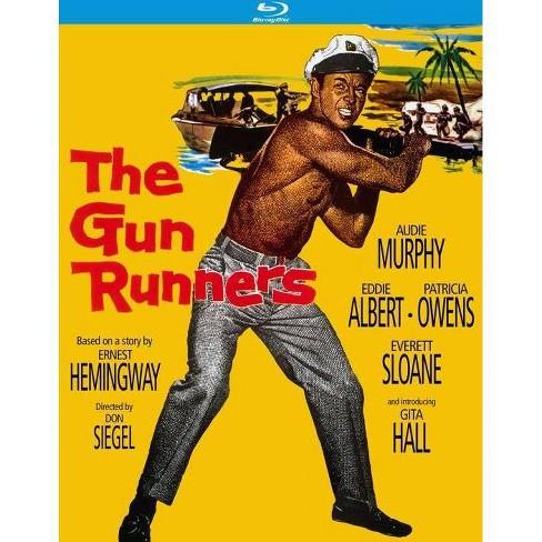 The Gun Runners (Blu-ray)(2019) - image 1 of 1