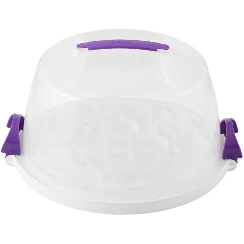 Wilton 2-in-1 Cake and Cupcake Carrier - image 1 of 4