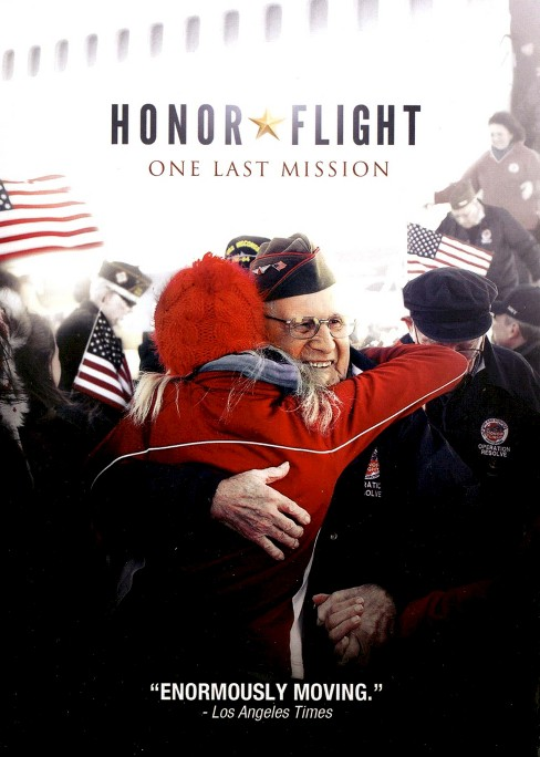 Honor flight (DVD) - image 1 of 1