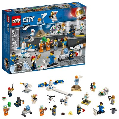 LEGO City Space Port People Pack - Space Research and Develop 60230