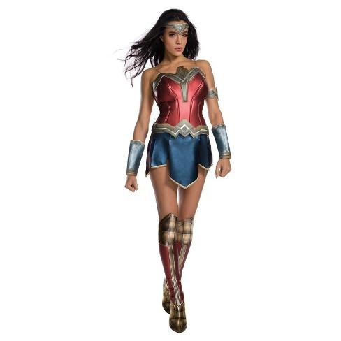 31221a5347e8b Women s Wonder Woman Adult Costume Small   Target