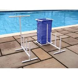 New Swimline Hydrotools 8903 Swimming Pool Mesh Bag Toys Poolside Organizer BNIB