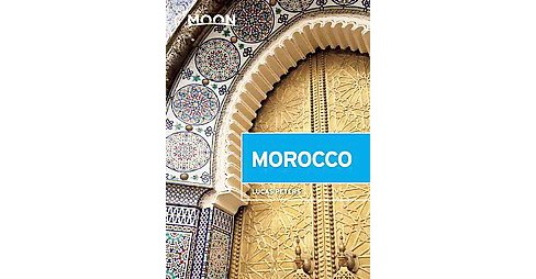 Moon Morocco (Paperback) (Lucas Peters) - image 1 of 1