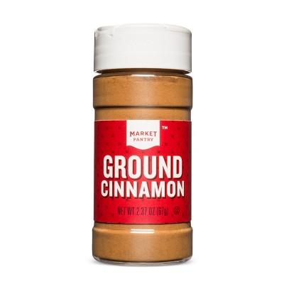 Ground Cinnamon - 2.37oz - Market Pantry™