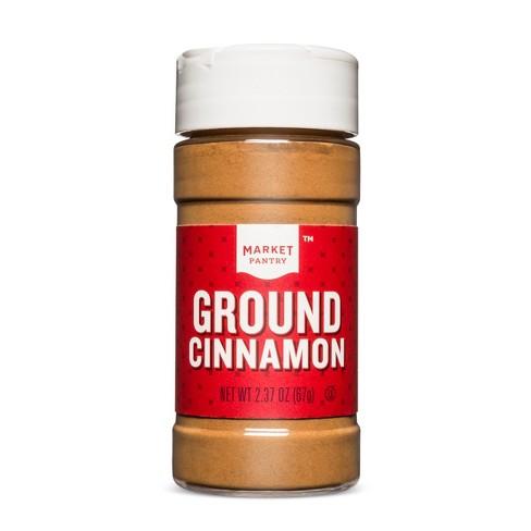 Ground Cinnamon - 2.37oz - Market
