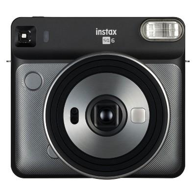 Fujifilm Instax SQ6 Instant Camera - Graphite Gray (16581472)