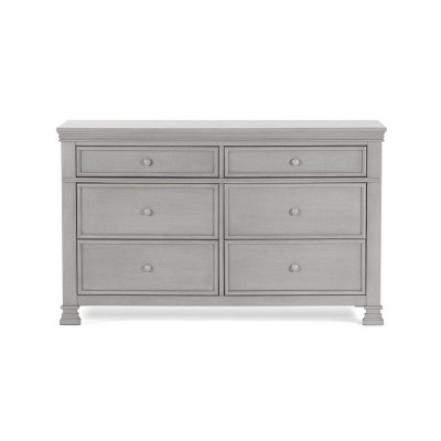 Legacy by Child Craft Westgate Double Dresser - Gray