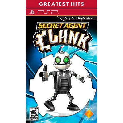 Secret Agent Clank - Sony PSP