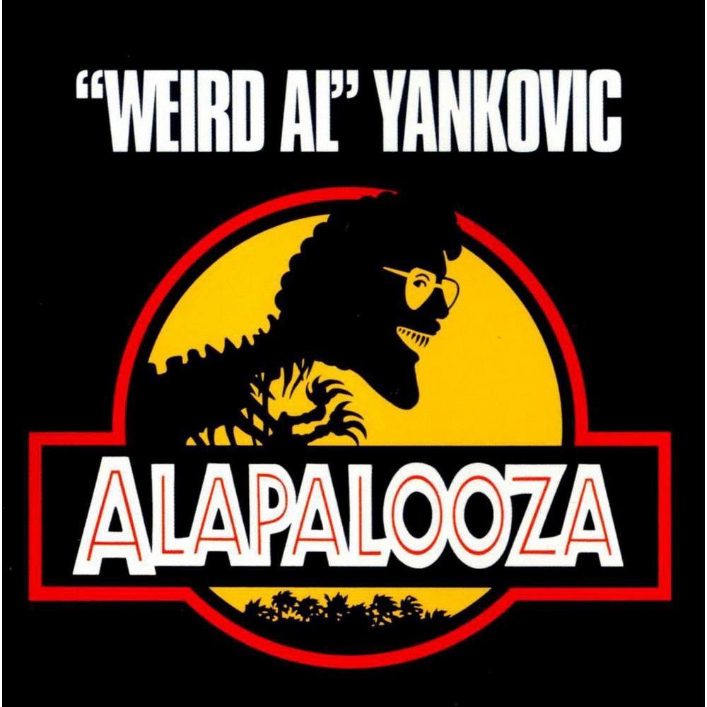 Weird Al Yankovic - Alapalooza (CD)