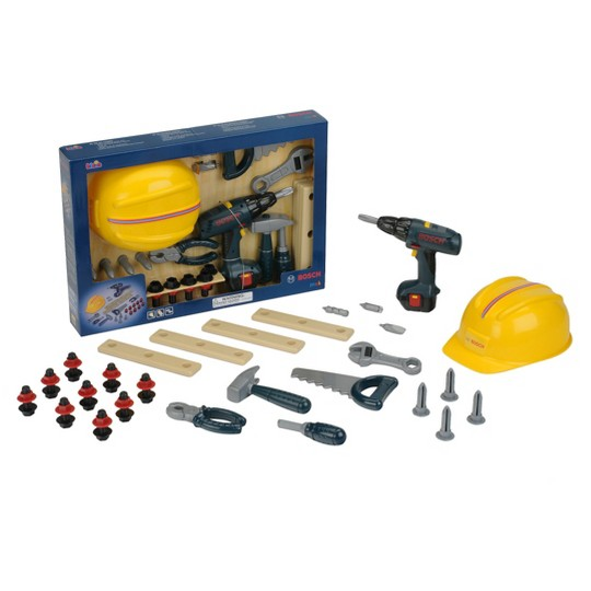 Theo Klein Bosch Toy Tool Set, 36pc image number null