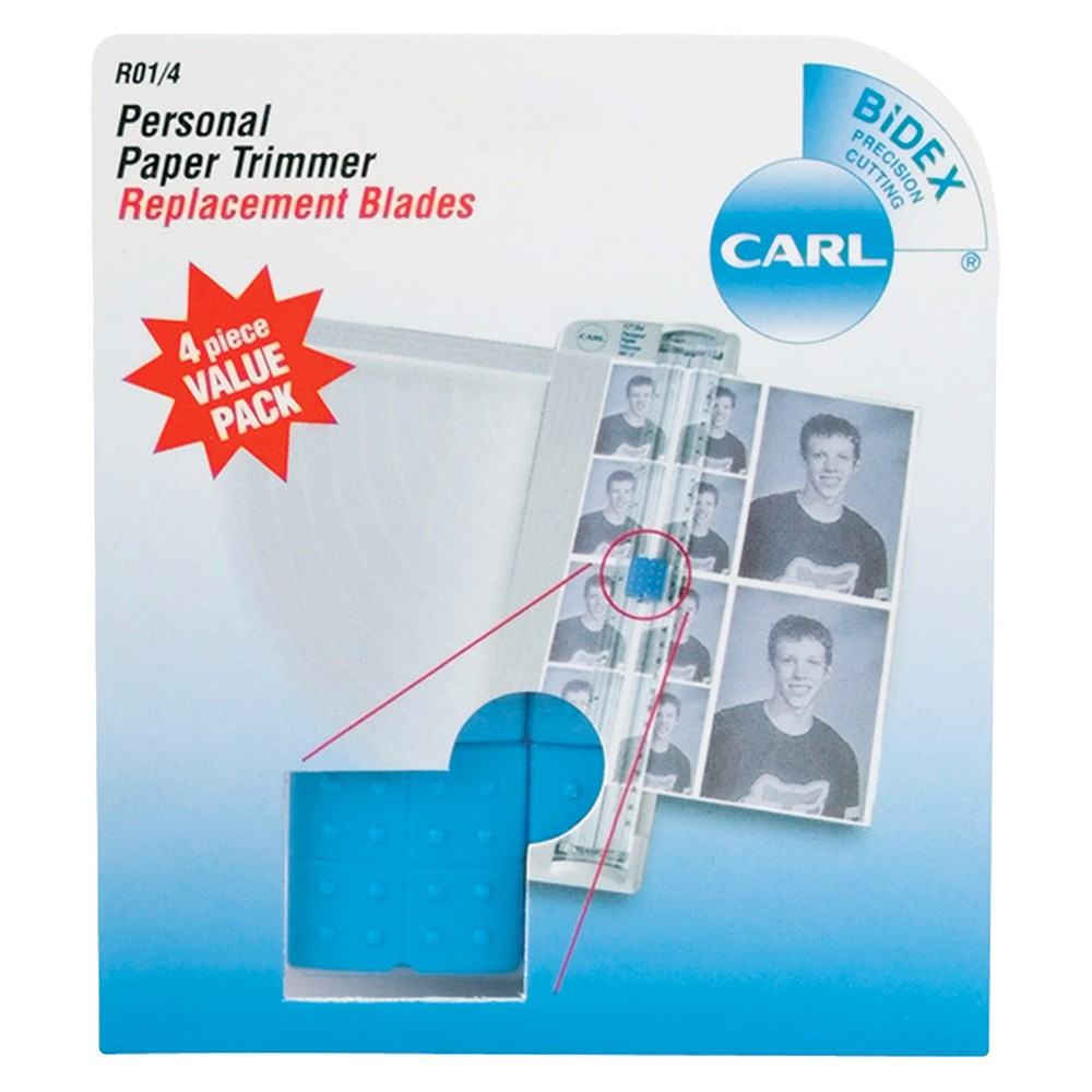 Image of Carl Trimmer Replacement Blades For RBT12 & RBT12N