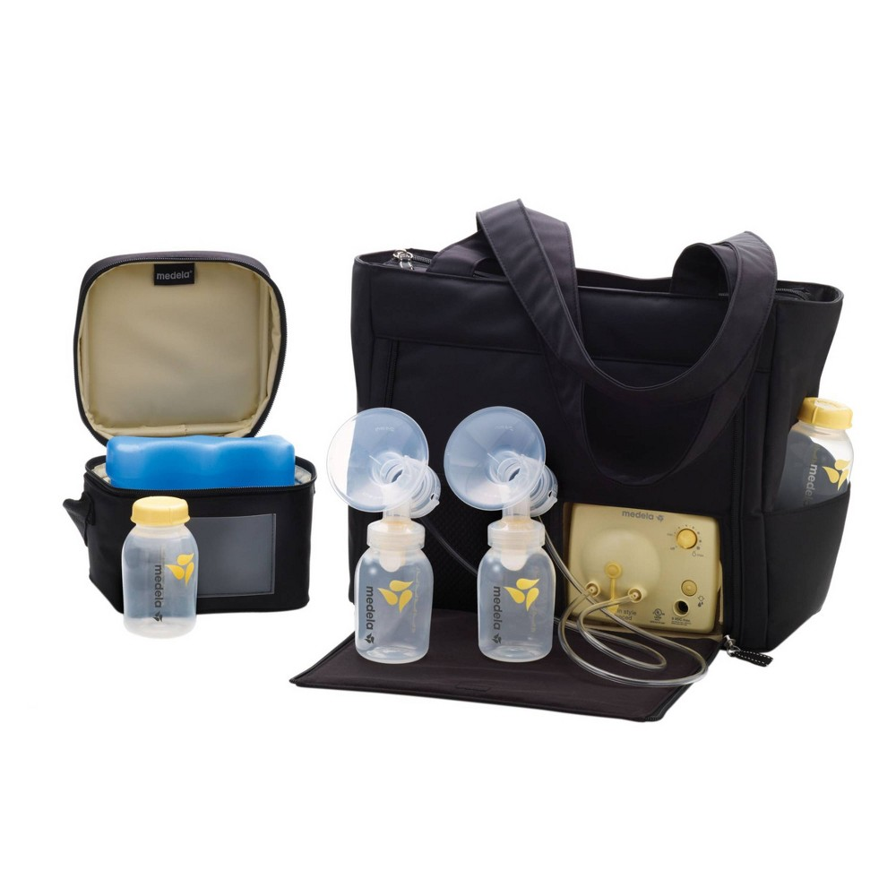 Image of Medela Pump In Style Double Electric Breast Pump with On-the-go Tote Bag