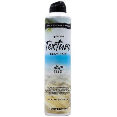 Sexy Hair Texture High Tide Finishing Spray - 8oz