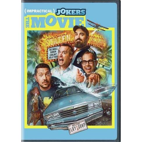 Impractical Jokers: The Movie (DVD) - image 1 of 1