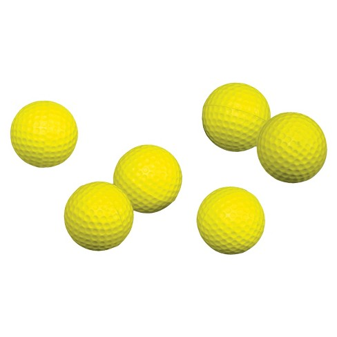 Callaway® Golf Practice Balls Soft 12pk - Yellow - image 1 of 1