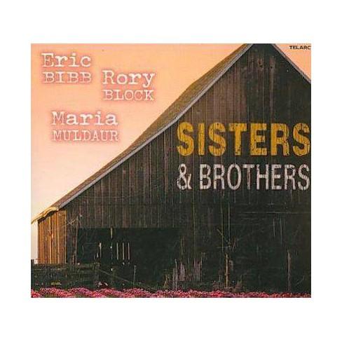 Eric  Eric; Bibb Bibb - Sisters & Brothers (CD) - image 1 of 1